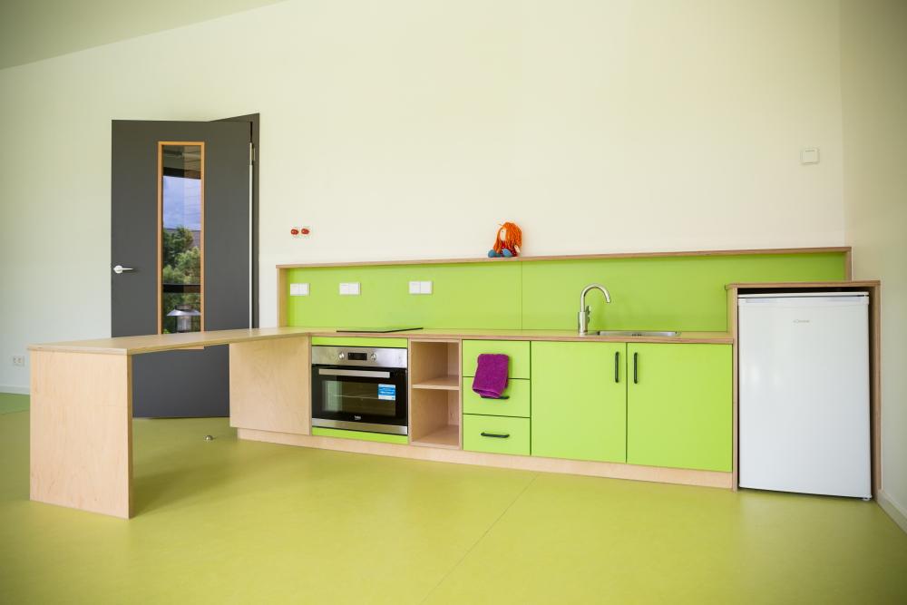 Waschlandschaft 2Bambini; Kinder Küche Mit Mischbaterie Derby Style